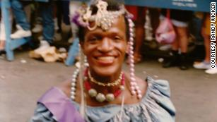 A petition wants to replace a New Jersey city's Christopher Columbus statue with Black trans activist Marsha P. Johnson