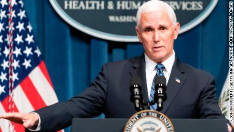Some doctors met Pence after deleting his group's video for misleading information