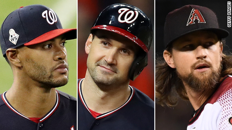 Several baseball players are opting out of the 2020 MLB Season, citing 'personal health and safety'