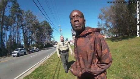 Wrongly arrested Black man said he knew he was going to be falsely accused as police approached him