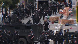 Seattle Police Dismantle CHOP, Arrest Dozens of People After Emergency Order from Mayor