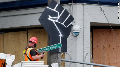 Seattle mayor announces city will reclaim police-free autonomous zone taken over by demonstrators