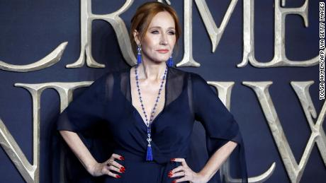 JK Rowling's new book sparks fresh transgender rights row