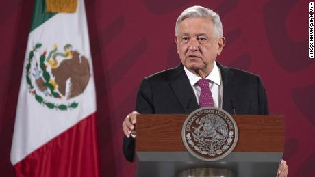 Mexico's president has his own plane. So why is he flying commercial to meet Trump?
