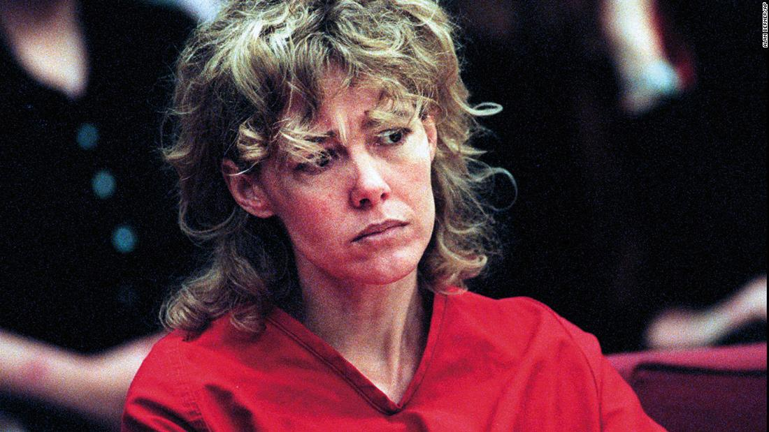Photo of Mary Kay Letourneau, a teacher arrested for an affair with her 13-year-old student, has died of cancer