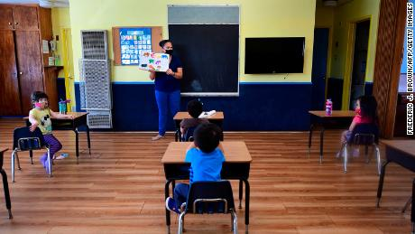 What we know about coronavirus risks to school age children