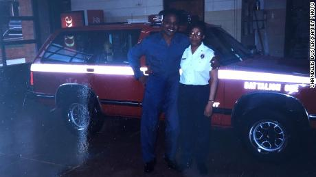 Joe Duster is Florence, Alabama's first black firefighter and lieutenant fire inspector.  Ethelene Duster is the city's first black female deputy director of the Emergency Management Agency.