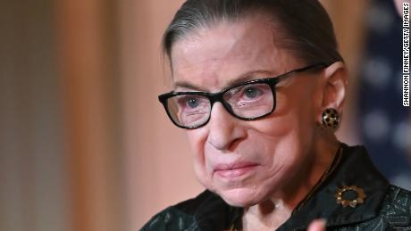 20 years of closed-door conversations with Ruth Bader Ginsburg