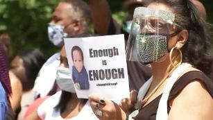 Gun violence crisis in America's cities