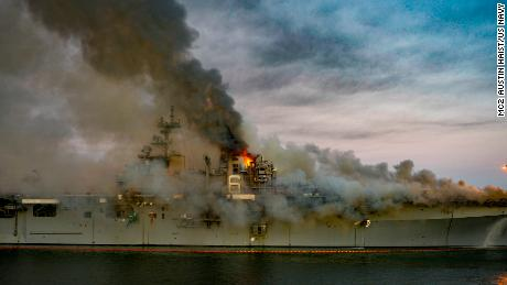 It only took days for a fire to hinder the US Navy's Pacific fleet for years to come