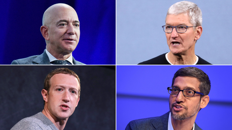 The world's most powerful tech CEOs are to be grilled by Congress.  What to expect here