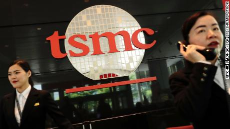 Taiwan's TSMC is becoming one of the top companies in the world.  Intel problems helping