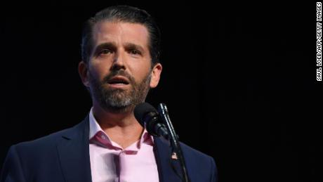 Video posters claim masks are unnecessary after Twitter temporarily banned Donald Trump Jr.'s account