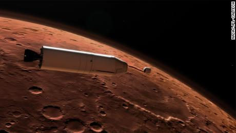 The long road to returning the first samples from Mars