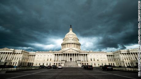 Four tech titans go before congress