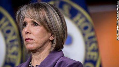 Hispanic lawmakers urge Biden to pick Lujan Grisham for HHS