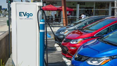 GM and EVigo are manufacturing over 2,700 Fast Chargers over the next five years.