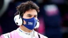 Sergio Perez will miss this weekend's British Grand Prix.