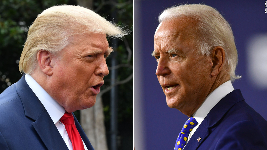 Joe Biden is crushing Donald Trump on TV - CNNPolitics