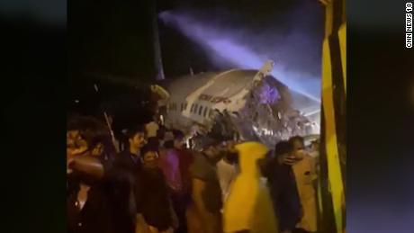 Air India crash in Kerala kills 17 after plane skids off runway 1