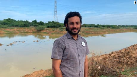 From Google to garbage disposal: the environmentalist cleaning up India's lakes