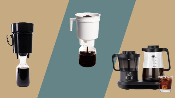 Filtron Cold Water Coffee Concentrate Brewer, Toddy Cold Brew System, Dash Cold Brew Coffee Maker