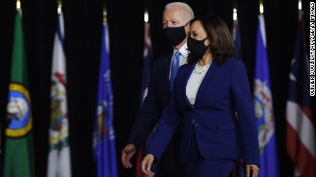 Joe Biden and Kamala Harris don't want to talk about changes to the Supreme Court