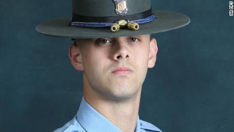 Former Georgia State Trooper Jacob Thompson.