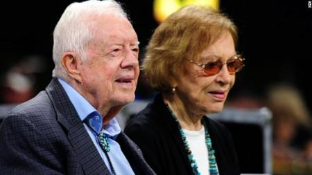 Jimmy Carter, The Oldest Living President, Turns 96 - CNN