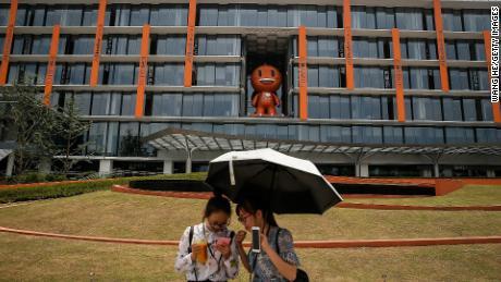 Alibaba sales soar but US crackdown may be looming