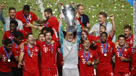 Can Bayern win back-to-back titles?