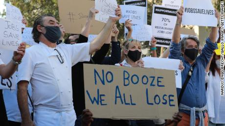 Drinking bans are back in fashion during the Covid pandemic. But experts are wary of Prohibition 2.0