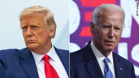 Trump's August fundraising falls short of Biden's by more than $154M