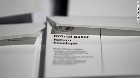 Fact-checking William Barr: Is your vote no longer secret from mail-in ballots?