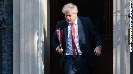 Euroskeptics worry that Johnson, who has had a difficult year to date, is laying the ground for concessions.