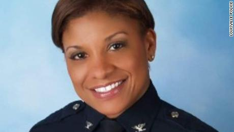 'What can we do different?' Louisville police chief gets her chance to lead during a tumultuous time