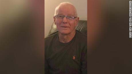An 80-year-old who disappeared while out hiking turned up at his own missing person appeal