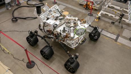Meet the OPTIMISM, Tenacity Rover and Twins on Earth