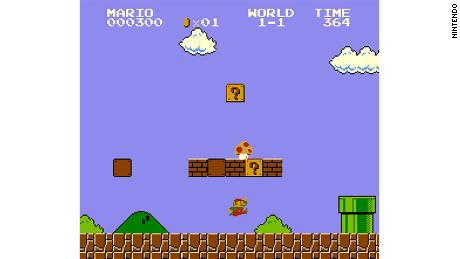 """The first """"Super Mario Bros."""" redefined gaming as we know it."""