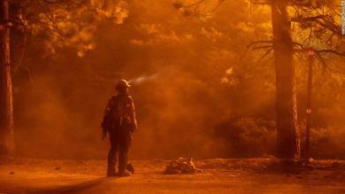 Live updates: Wildfires rage across the US West Coast