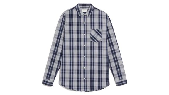 The Plaid Stanley Shirt in Blue