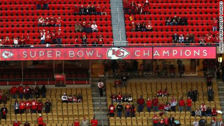 Chiefs fan who attended game tests positive for Covid-19 and now everyone who sat near them is in quarantine