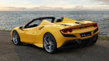 Starting at nearly $300,000, the Ferrari F8 Spider is expensive but well worth the price.