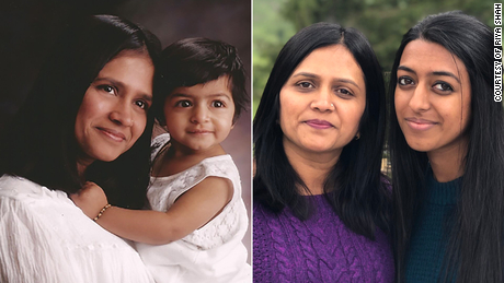 """Riya Shah started Fetal Life after hearing of how her mother faced several instances of false positive contractions. """"Her story really inspired me to figure out a way I could help,"""" Shah said."""