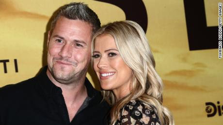 Ant Anstead (left) and Christina Anstead, shown here in 2019, have called it quits, too.