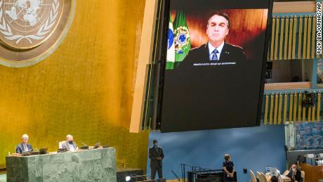 Amazon ปลอดภัยในมือของ Bolsonaro หรือไม่?