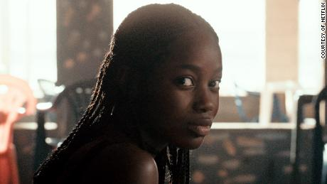 "Mame Bineta Sane stars in ""Atlantique,"" a French film now streaming on Netflix."