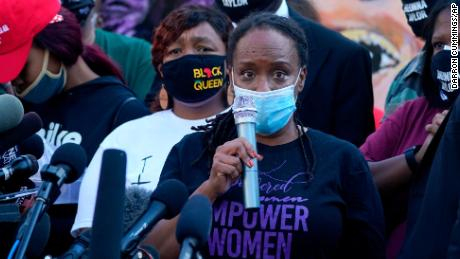 Kentucky's only Black female legislator arrested in Breonna Taylor protest