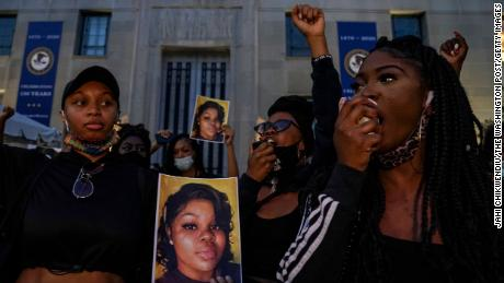 Black Americans are #sickandtired of the lack of justice for police killings. The Breonna Taylor decision is yet another disappointment