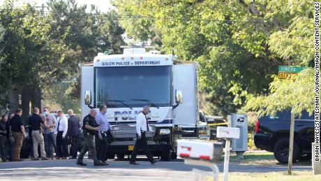 An 11-year-old boy and a woman are dead after an Oregon hostage situation